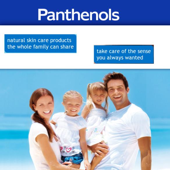 Panthenols