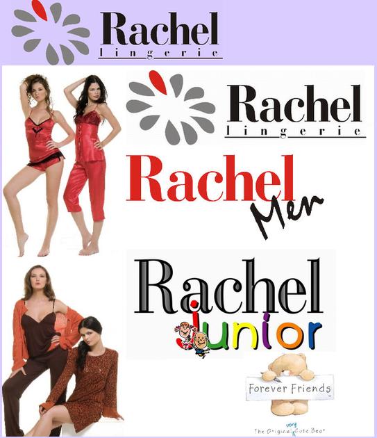 Rachel lingerie