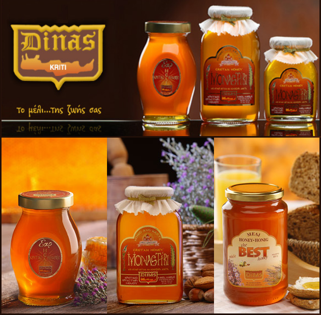 DINA'S HONEY